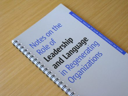 Sun Booklet: Notes on the Role of Leadership and Language...